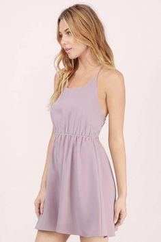 <span class='item-color-name'>Daydream Mauve Skater Dress</span>