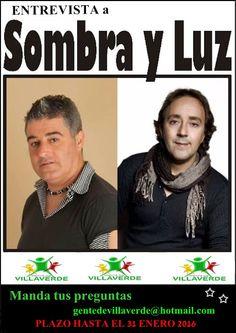 Gente de Villaverde: Manda tus preguntas para Sombra y Luz Madrid, Interview, Lights, Events, Flamingo, Artists, Art