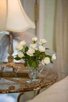 Cuadro White Roses I