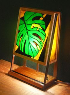 stained glass aquarium   Please click on any image to enter it's own gallery!