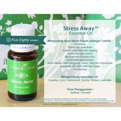 Saya menjual Young Living - Stress Away 5ml seharga Rp275.000. Dapatkan produk ini hanya di Shopee! http://shopee.co.id/moncha82/4264797 #ShopeeID