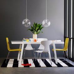 Freedom NZ Instagram | Casper Extension Dining Table