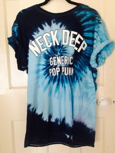 "love-lustfaithanddreams: "" you-can-ch0ke-on-your-misery: "" Neck Deep shirt came c: "" WO GIBTS DES OHAAAA """