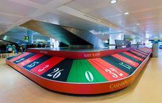 casino baggage claim
