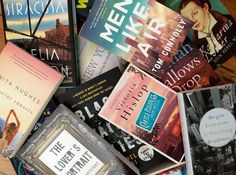 Fantastic selection of travel-related fiction, courtesy of TripFiction