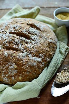 Homemade Bread Recipe | Minimalist Baker Recipes