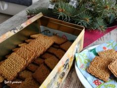 Mézes keksz (hasonló mint a Mese keksz) | Betty hobbi konyhája