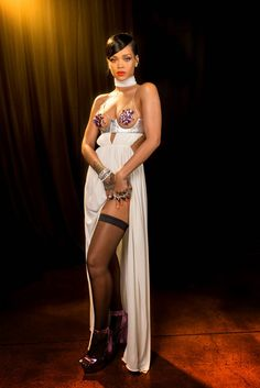 Rihanna - amfAR LA Inspiration Gala