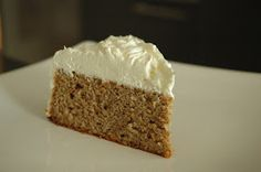 LCHF for livsnytere: Glutenfri / Lchf Gulrotkake Krispie Treats, Rice Krispies, Lchf, Vanilla Cake, Desserts, Food, Cakes, Tailgate Desserts, Deserts