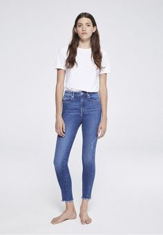 Check our DetoxDenim Women Collection! Trends, Models, New Wardrobe, Slim Fit, Skinny Fit, Jeans, Blue Denim, My Style, Cotton
