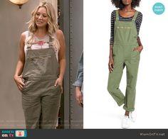 White Converse Style, Fashion Tv, Fashion Outfits, Big Bang Theory, Bigbang, Bangs, Overalls, Cute Outfits, My Style