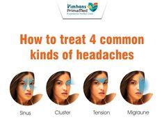 Easy ways to treat 4 common problems of #headache and more: trib.al/EDisoUJ