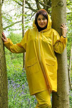 KEMO Cyberfashion Onlineshop für Mode und Regenkleidung aus PVC - Regenjacke PVC
