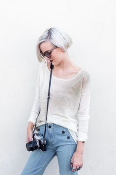 Faded Long Sleeve – Tan