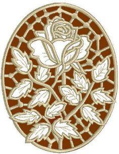 Rose Lace III