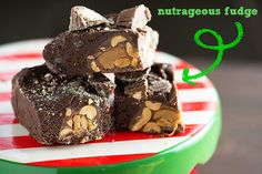 An easy chocolate fudge recipe that's packed with candy bars!