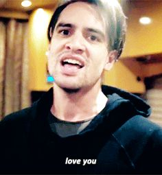 well I love you too! // brendonurieworld: Panic! At The Disco - Summer Tour 2016…