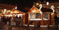 Verona: Borgo dei Sapori delle Città Gemellate mercatino Natalizio @GardaConcierge #Natale