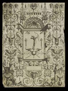 Grottesco in diversche manieren  Vredeman de Vries, Hans, born 1527