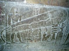 """"""" Egyptian Creation Myth, According to ancient Egpytian mythology, before the creation of the universe nothing existed except a vast ocean of primordial waters. In the midst of the. Ancient Aliens, Ancient Art, Ancient Egypt, Ancient History, Alien Pictures, Ancient Astronaut Theory, Alien Theories, Creation Myth, Ancient Artifacts"""