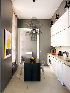 Бесподобная резиденция дизайнера в Париже | Пуфик - блог о дизайне интерьера