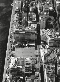 Aristotelous square from above ~ Thessaloniki