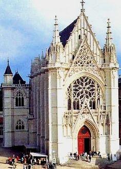 Sainte-Chapelle of Vincennes ~ Paris, France