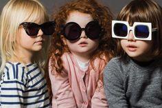 Coole Brillen und kleine Models: Die Second Summer Collection 2013 von Karen Walker