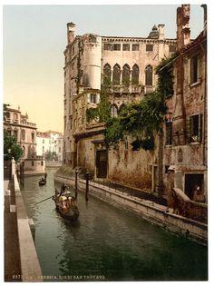 Фотохромная Италия 1890-ых годов - Приют для героев
