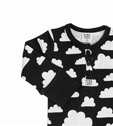 Moln Clouds design clothing available at Northlight Homestore