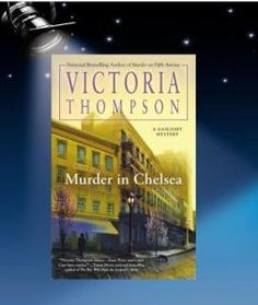 Congratulations to Kathleen M. (California). She has won a copy of Murder in Chelsea (Gaslight Mystery) by Victoria Thompson.