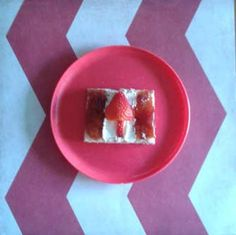 Canada Day - Food Ideas = A Jam Flag Canada Day, Summer Fun, Red And White, Food Ideas, Flag, Breakfast, Kids, Morning Coffee, Young Children