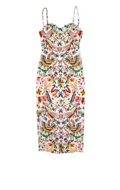 Would love to wear this Otomi inspired frock | Mara Hoffman