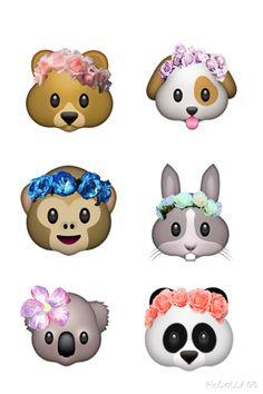 animals emoji wallpaper - photo #14