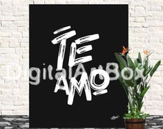 Te amo,Last minute gift,Print it out,i Love You Inspirational Quote Picure Frame Mockup,Present for Girlfriend,Gift for Him,Art Print https://www.etsy.com/listing/266756816/te-amolast-minute-giftprint-it-outi-love?ref=shop_home_active_18