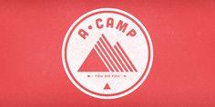Camp Logo Design May 2013 a-camp logo