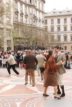 V. Tweed Run Budapest, 2014