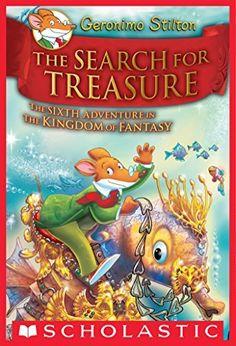 Geronimo Stilton and the Kingdom of Fantasy #6: The Search for Treasure by Geronimo Stilton, http://smile.amazon.com/dp/B00JEHENZI/ref=cm_sw_r_pi_dp_Cvnfvb1FZA932