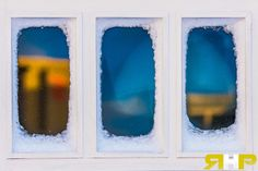Snowy Windows  - All of my photos/designs look MUCH better when viewed Large on my flickr site. Please check out my photo-stream at - http://www.flickr.com/photos/sizzler68/ - © Rodney Hickey Photography 2014