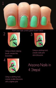 Arizona Nails | Jamegackie
