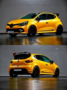 Renault Clio RS 16 Concept-With 275 hp