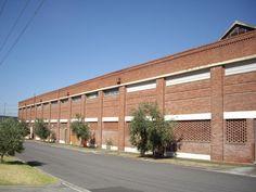 Woollen Mills Yarraville Woolen Mills, Historic Houses, My Town, Melbourne, Garage Doors, Australia, Places, Outdoor Decor, Life