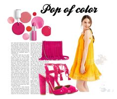 """Colorful"" by dzeneta25 ❤ liked on Polyvore featuring Clinique, Qupid, Arizona and Kimchi Blue"