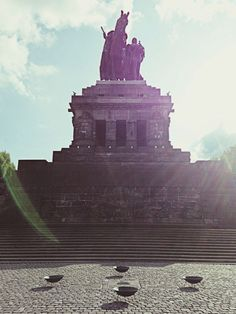 http://www.eyeem.com/p/46269798 #statue #deutscheseck #koblenz #stramamax