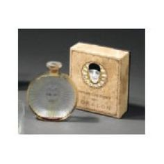 Lalique Petalia Perfume Bottle