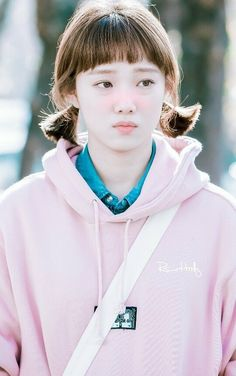 hoc cach mac dep nhu co nang lee sung kyung - hinh anh 32 Asian Actors, Korean Actresses, Korean Actors, Actors & Actresses, Korean Dramas, Weightlifting Kim Bok Joo, Weightlifting Fairy, Lee Sung Kyung Makeup, Kim Bok Joo Fashion