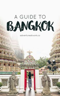 Bangkok is chock full of rich history, culture, and delicious food galore. Read on to see how to best experience the city in this guide to Bangkok!