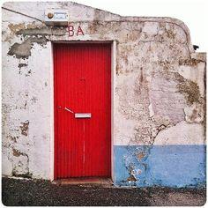 Door red (taken by costix)