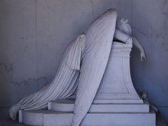 Cemitério Monumental de Staglieno Belas esculturas de cemitério 05