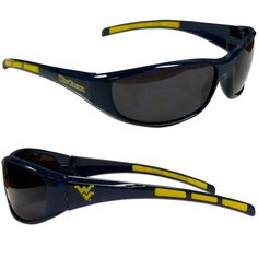 W. Virginia Mountaineers Wrap Sunglasses